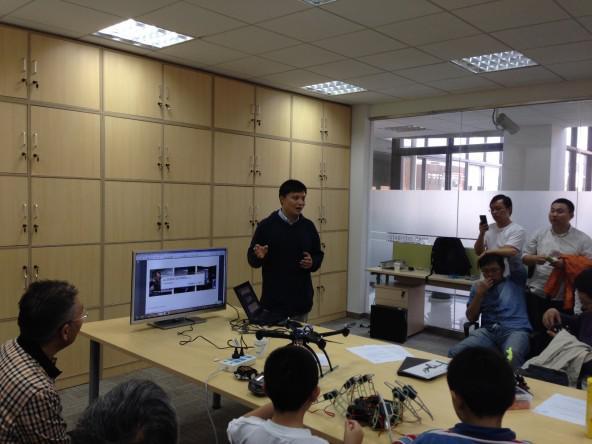 上海蘑菇云创客空间是浦东第一家众创空间
