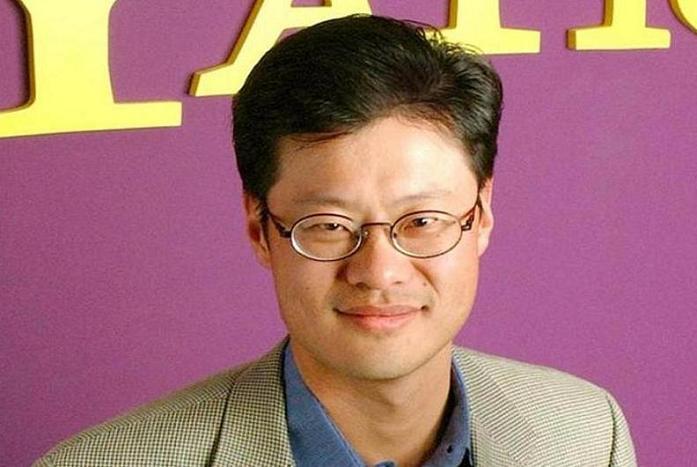 雅虎公司的创办创建人杨致远
