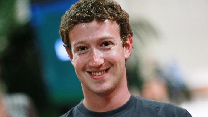 Facebook的创办创建人扎克伯格