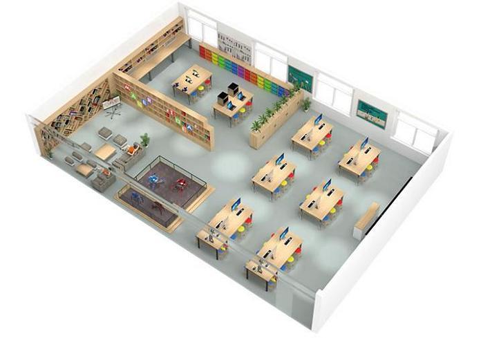 校园创客空间建设方案怎么写