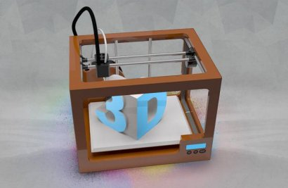 3D打印是什么意思?