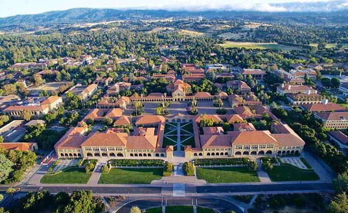 美国斯坦福大学校园