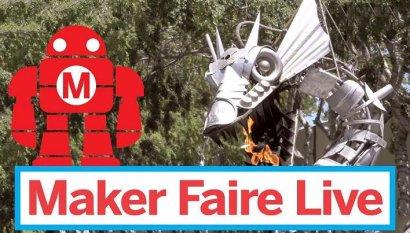 maker faire是什么意思?