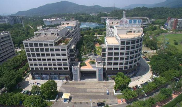 宏太云产业孵化器是国家认定的科技企业孵化器