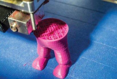 3D打印与4D打印的关系