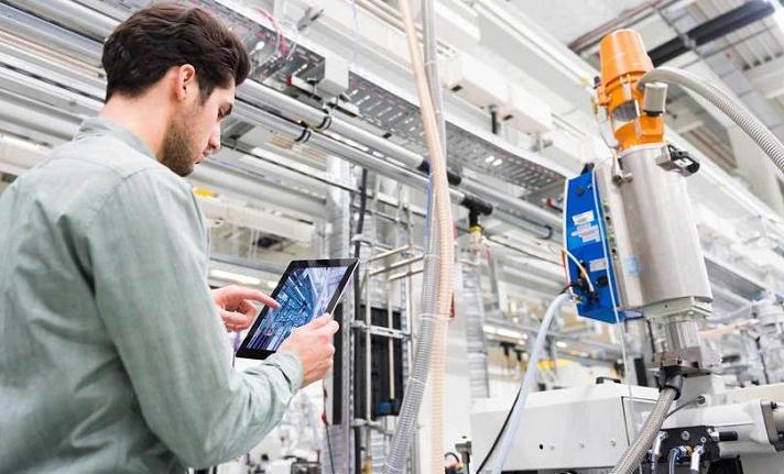 智慧工厂实现智能制造