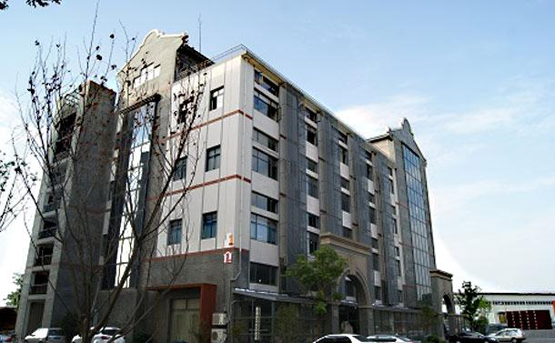 上海智汇园由博济科技园倾力打造