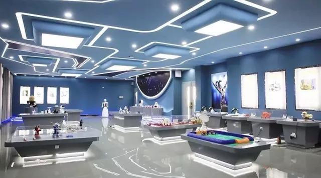 我校新建的创客实验室