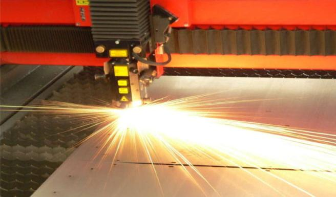 激光切割机的基本原理