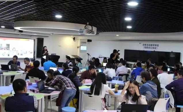 2017年广州市中小学创客教育种子教师第三期培训