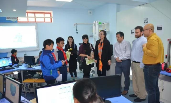 创客引领教育发展,国际交流促课程砥砺前行