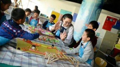 创未来创客中心开创项目制教学模式