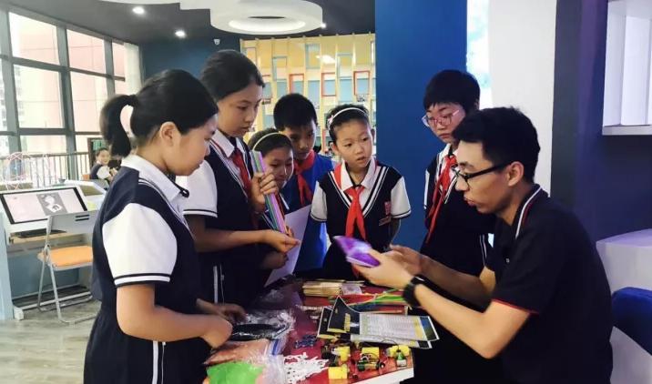 中小学校园创客培养目标