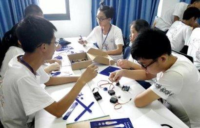 如何进行中小学创客教育课程开发