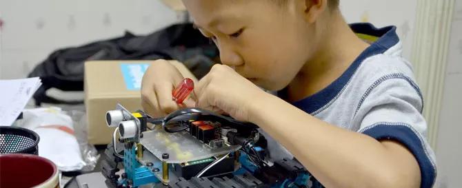 中小学创客教育课程开发的方法