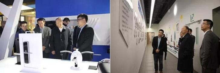 首位到访腾讯众创空间(北京)的院士给咱点赞了