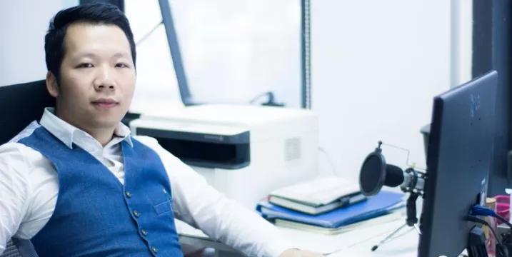 县域电商核心服务商创始人陈长炎