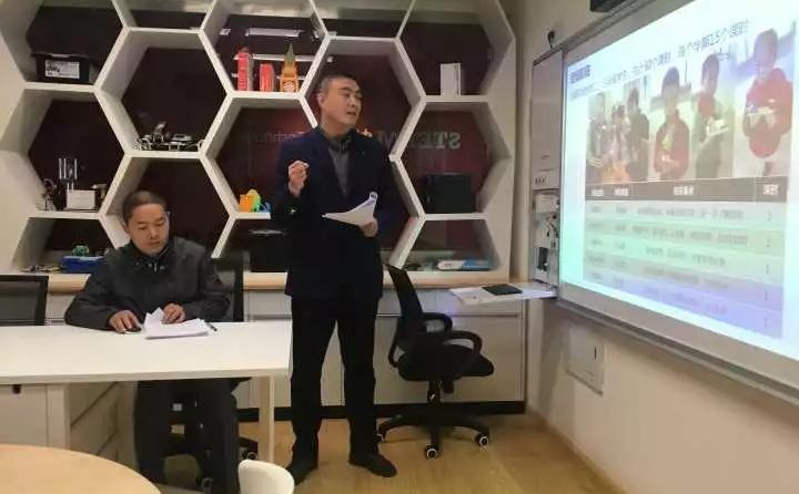 成都市实验小学创客课题立项市级课题