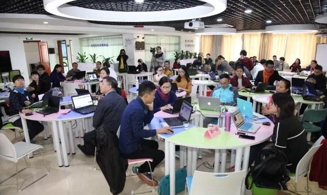 2017年广州市中小学创客教育种子教师第四期培训