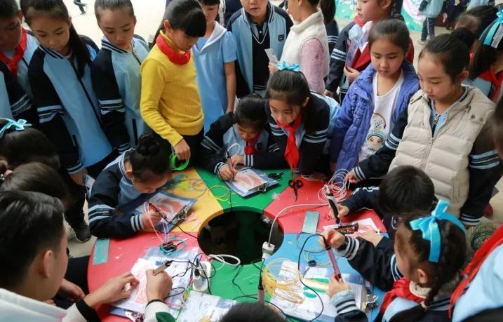 长沙市博才金峰小学创客科技节圆满落幕