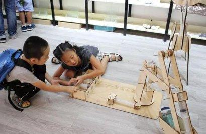 深圳南山学校创客嘉年华强势来袭
