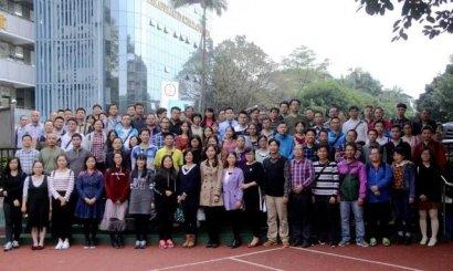 广州市广外附属中小学尝鲜创客教育