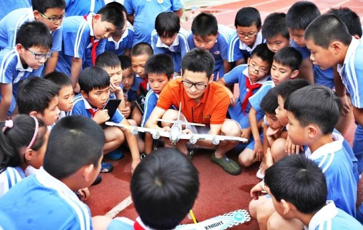深圳市蛇口育才教育集团第四小学创新教育侧记