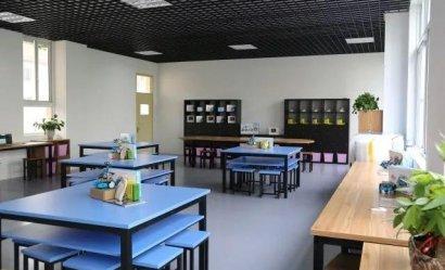 温州市龙湾第二小学通过市创客基地验收