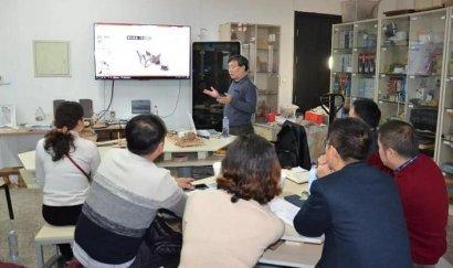长沙长郡双语实验中学赴京学习STEM与创客教育
