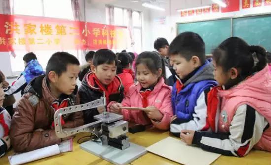 济南洪家楼第二小学首届创客科技节成功举办