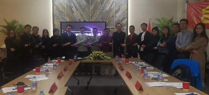 复客中国发起成立上海创服俱乐部