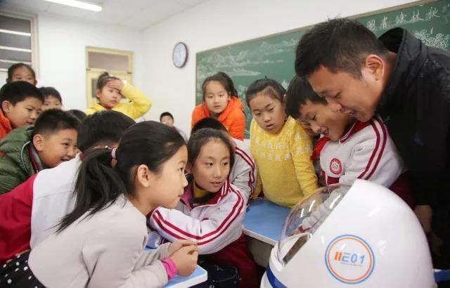 章丘区汇泉小学创客教育,让梦想照进现实