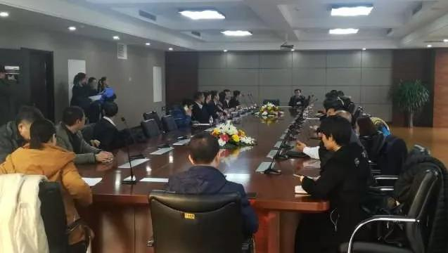唐山电商众创空间与工商局签署备忘录