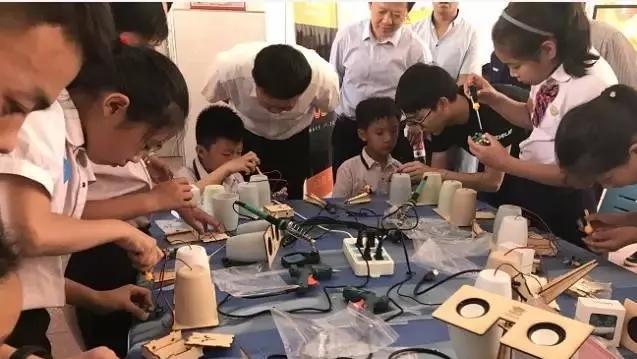 北京创客空间主办山西创客嘉年华