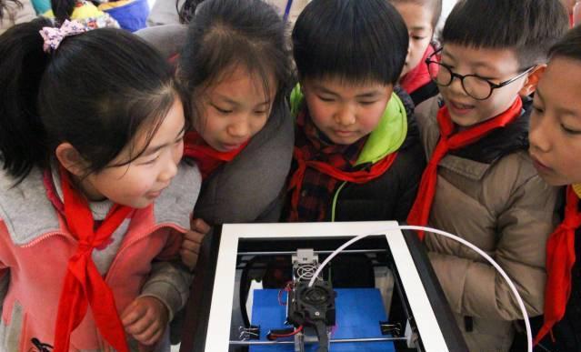 苏州高新区实验小学创客教育