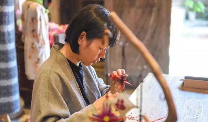 青年创客俞璐的旗袍故事