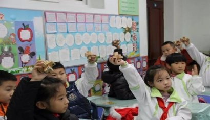 哈尔滨市新华小学校大力实施创客教育