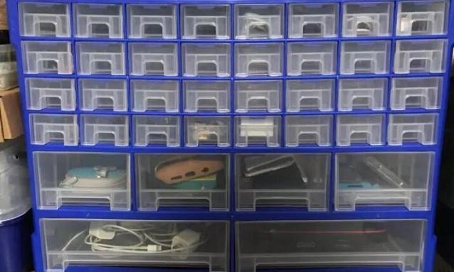 器件盒也是家庭创客空间需要的神器
