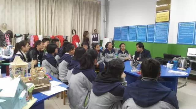 西安市长安一中学生创客作品申请国家专利