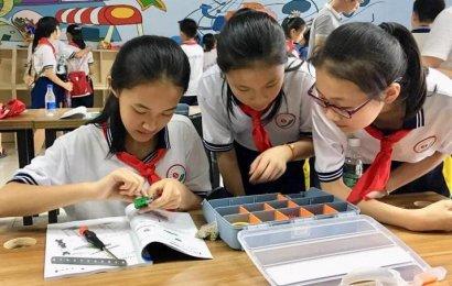 深圳市开启创客教育2.0时代