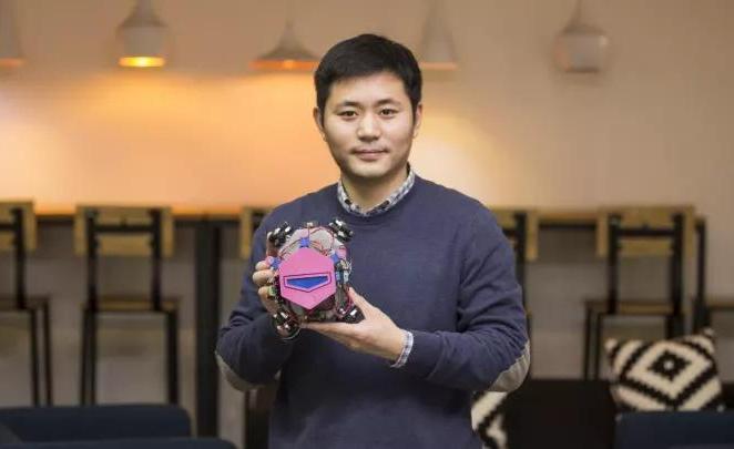 上海智位机器人有限公司DFRobot创始人叶琛