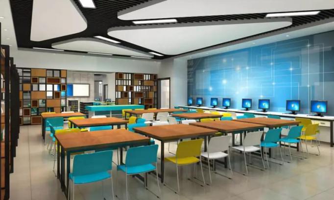 现代化的创客实验室