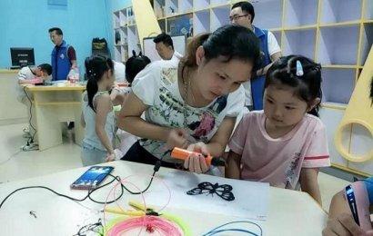 九维科技助力赣州创客教育发展