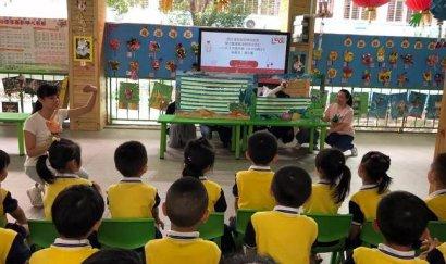 福建泉州市刺桐幼儿园之创客教育
