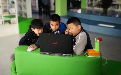 浙江温州市第二届小学生创客大赛作品