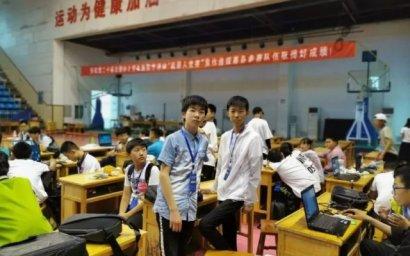 记河南省焦作市温县实验中学创客社团