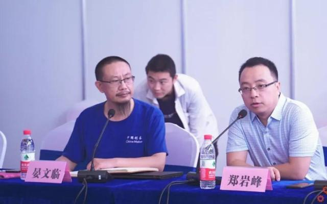 南京创客空间创始人郑岩峰
