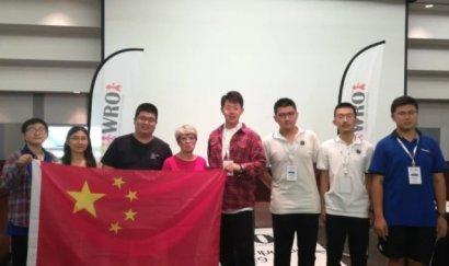 记沧州市第一中学创客教育