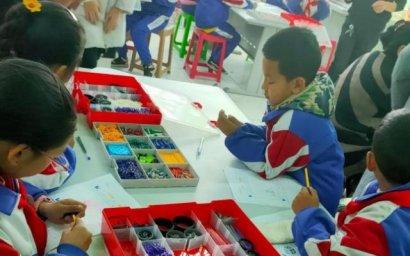 青海省玉树市第二完全小学开设创客教育课程