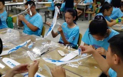 麋谷教育:2020创客无人机课程